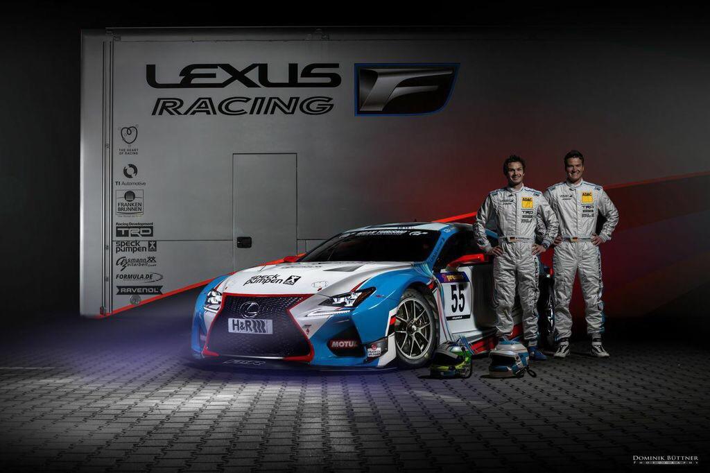 Mario Farnbacher Lexus
