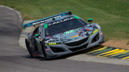 Podesterfolg auf dem Virginia International Raceway