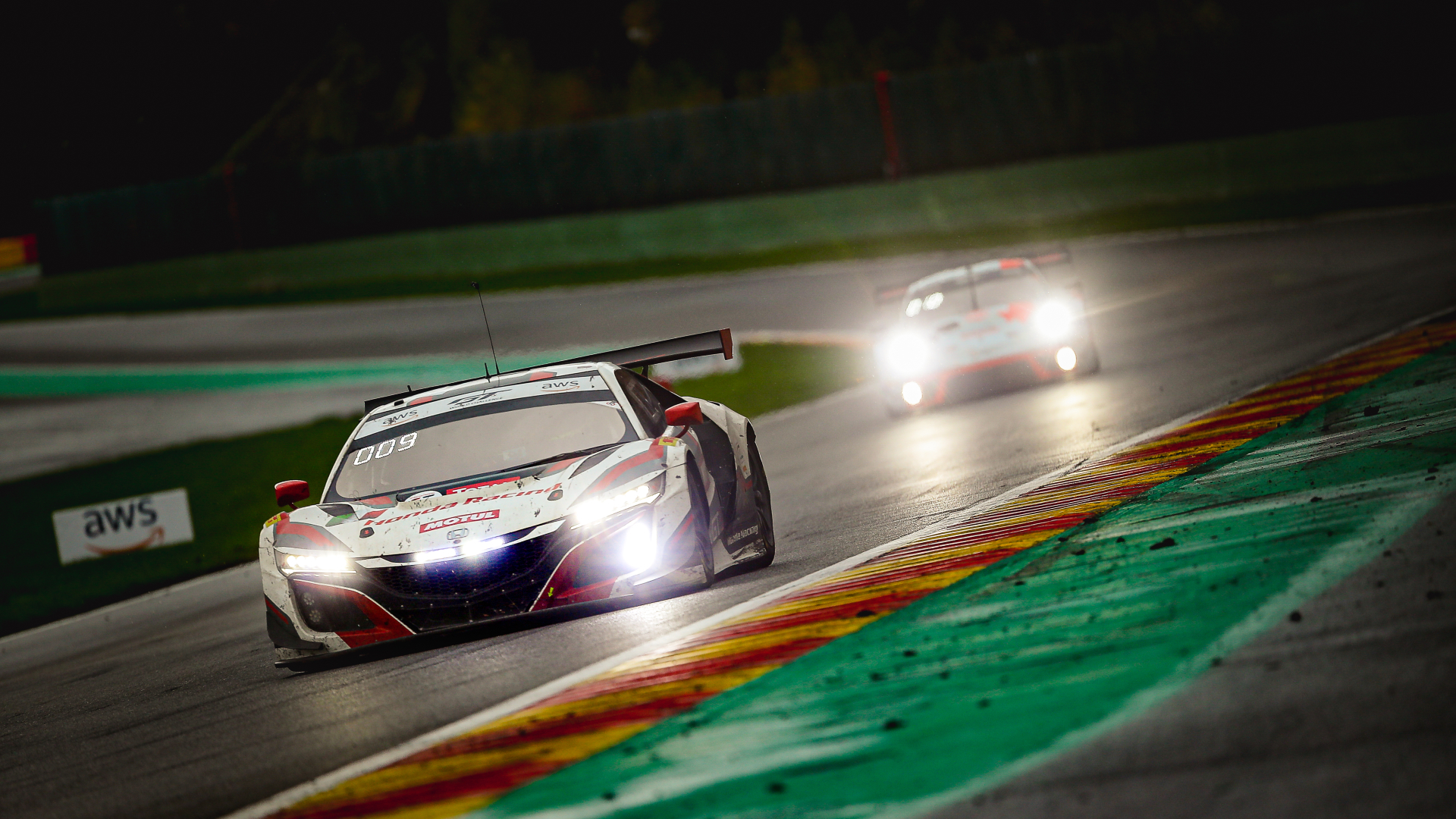 Ninth after powerful Spa performance