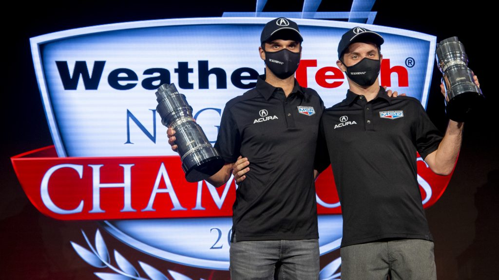 Farnbacher and Meyer Shank Racing celebrate second title