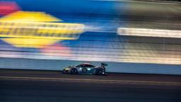 Elfter Platz in Daytona