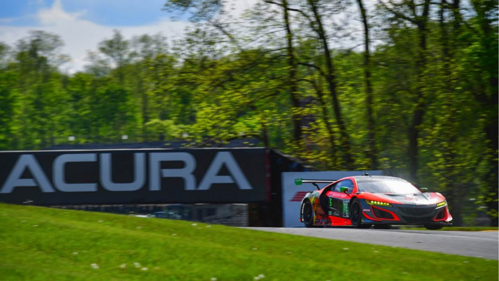 Heading for Sprint Cup with Compass Racing and Acura
