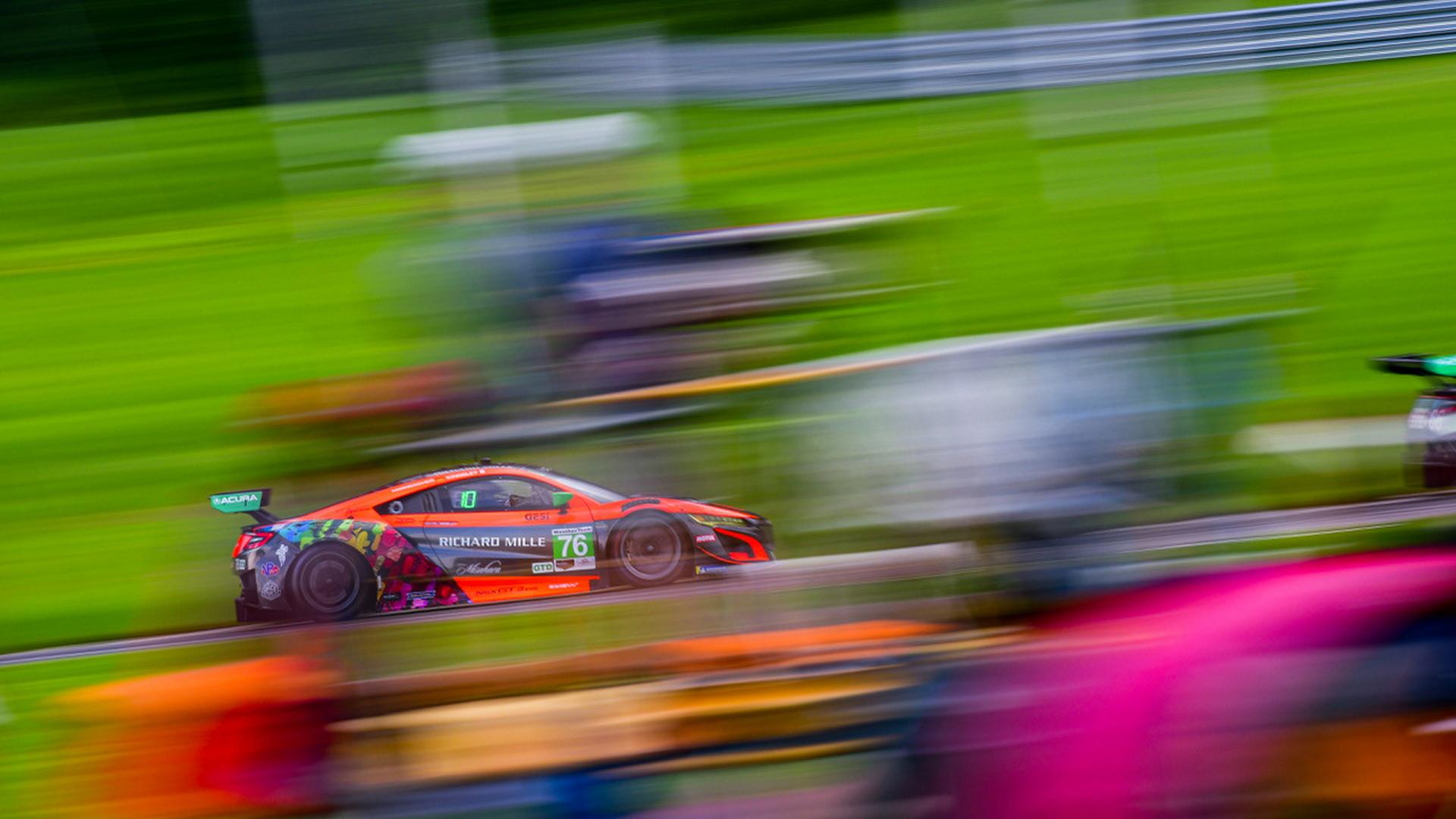 Premature race halt dashes hopes of better result
